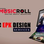 Music epk design services